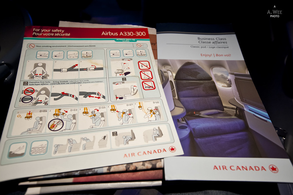 Safety Manual and Seat Guide