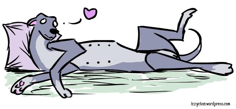 greyound dog