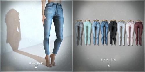 Klara.Jeans @ Store