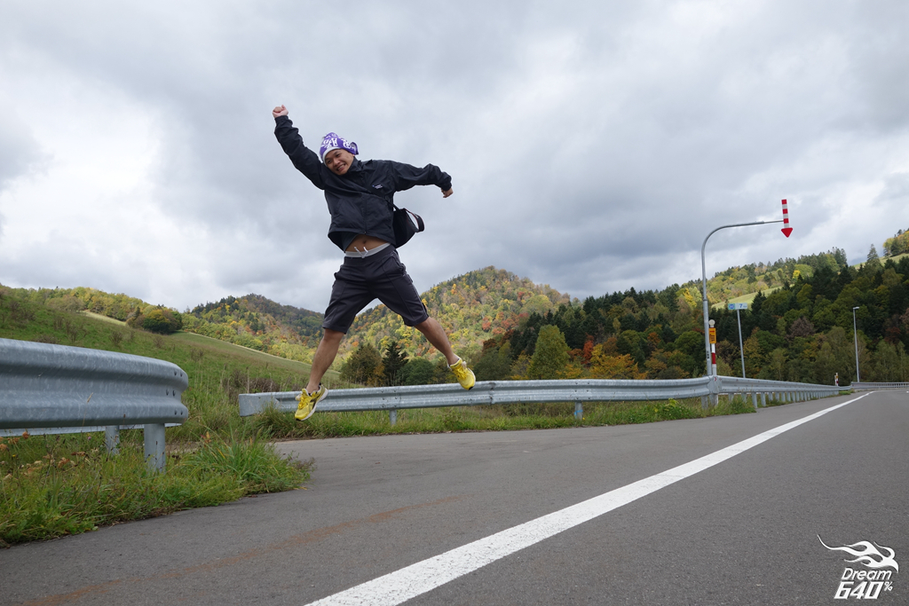 北海道秋日單車25