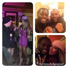"""Had a great time hanging out with the beautiful hollywood """"Baywatch"""" actress Traci Bingham; she's starring in her own reality show. Thanks @bondboston1 @ladybond4 and Gilda for making it happen! Shout out to Amber lu, @thejohnnyhickey and @johndoomsdayhow"""