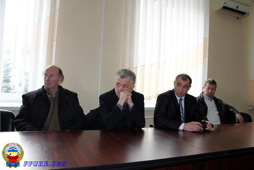 Конференция Волынской областной организации Партии Пенсионеров Украины - Луцк 16.12.2014 г (13)