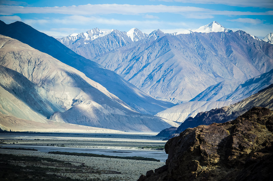 Долина Нубра. Халсар © Kartzon Dream - авторские путешествия, авторские туры в Индию, тревел фото, тревел видео, фототуры