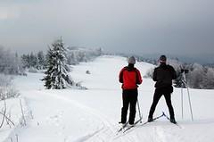 SNĚHOVÉ ZPRAVODAJSTVÍ: Na horách panují slušné lyžařské podmínky