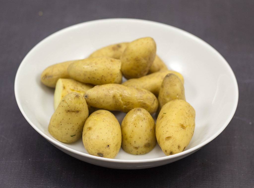 Recipe for homemade Butter-Fried Potatoes (Braskartofler)