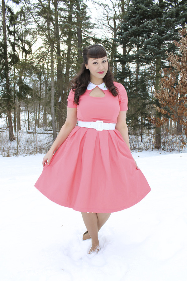 polly pop boutique dress