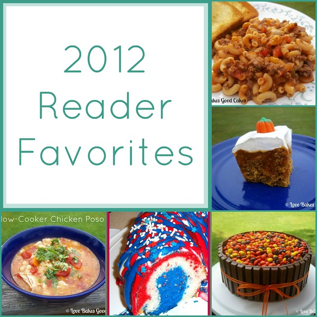 2012 reader favorites