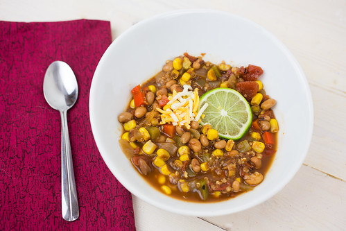 Black Eyed Pea Chili