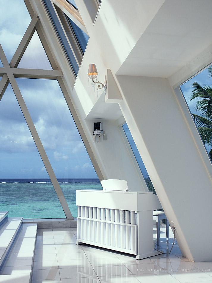 Trip to Guam-- Blue Aster Chapel