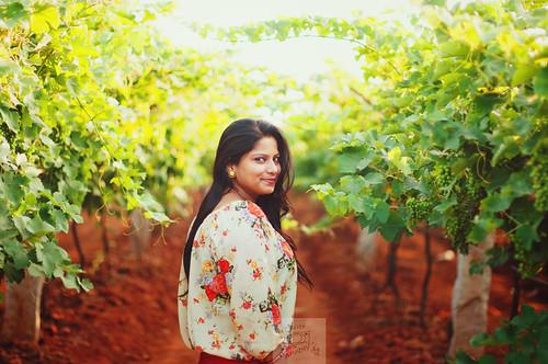 Day 4.365 - Vineyard Portrait