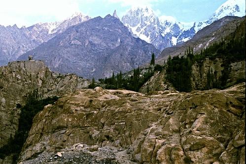 2001 pakistan 35mm kkh filmcamera hunza om1 hunzavalley karakoramhighway olypusom1 flickrandroidapp:filter=none ronstravelsite