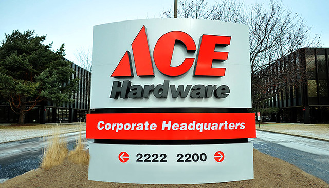 Ace Hardware will sell its products through Courts under a 10-year agreement