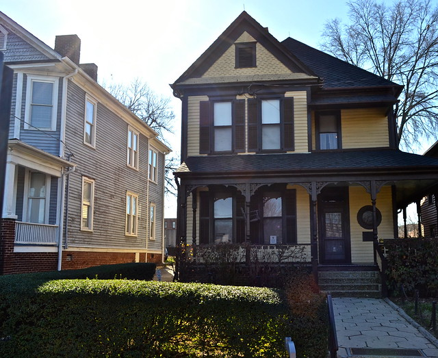 Attractions in Atlanta - birth house of martin luther king jr