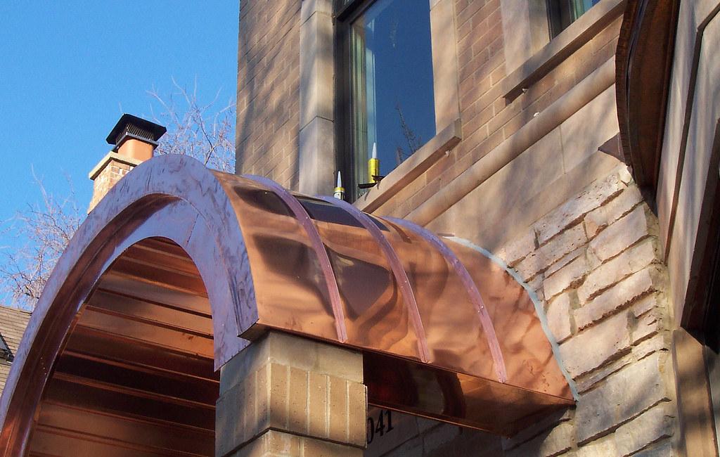 semicircular roof