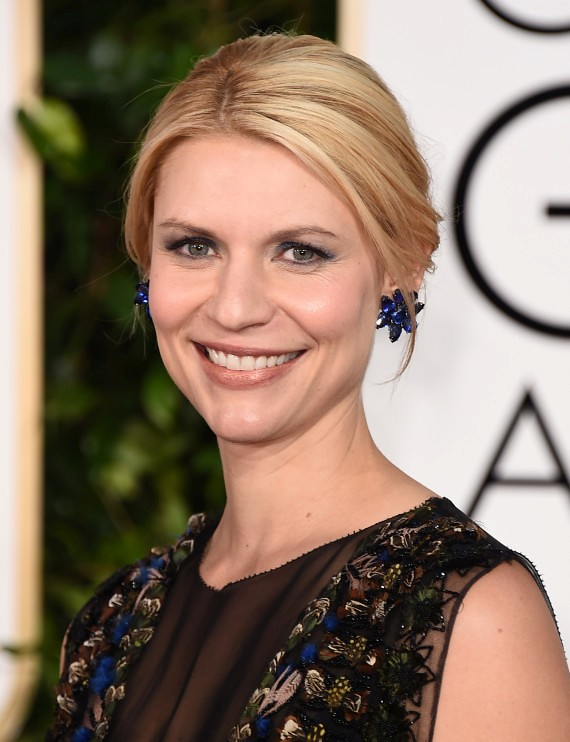 Golden Globes 2015 Makeup Looks - Lush Angel Claire Danes Philippines
