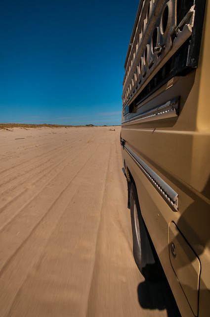 Baja Beach Driving
