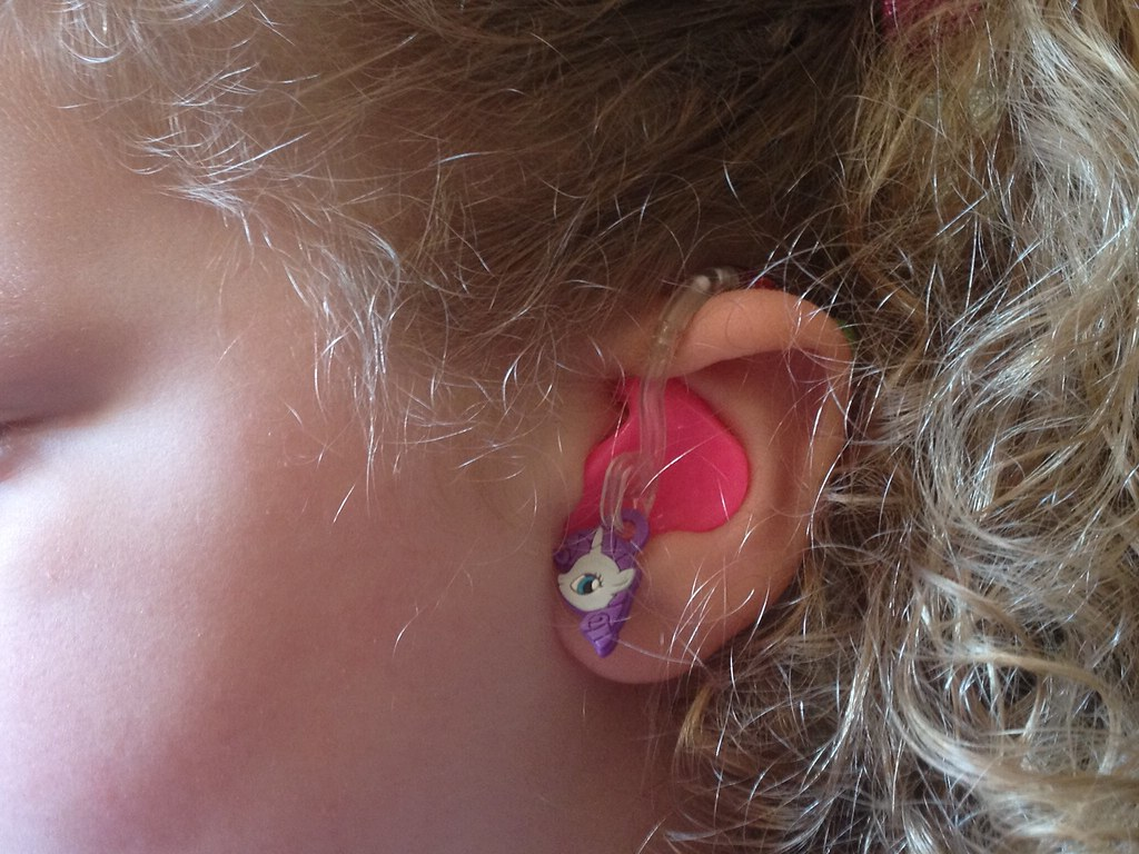 hearing aid proud