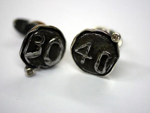 30-40 Cufflinks - 1