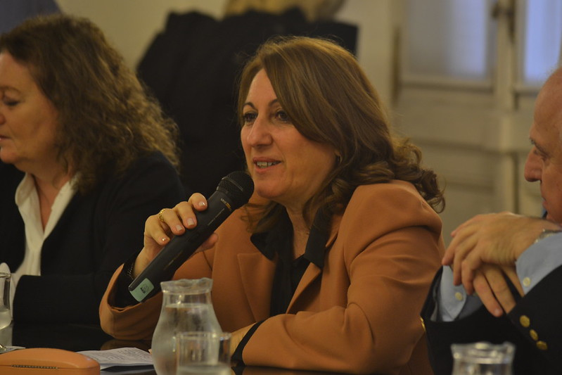 Se firmó el convenio y se presento el concurso iberoamericano de ideas