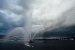 Fire Boat Chief Seattle, Lake Union Seattle WA
