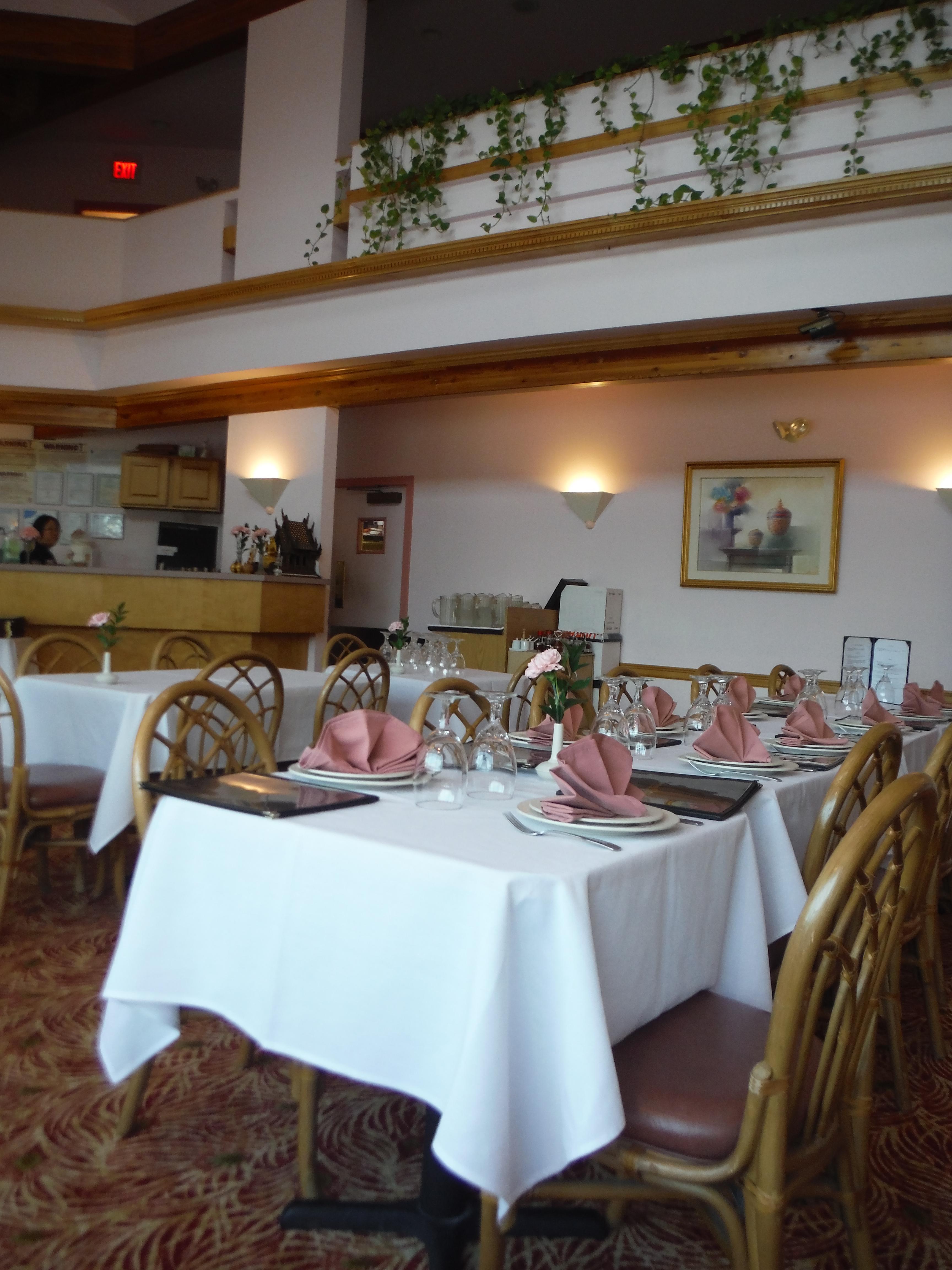 Exploring massachusetts july 28th 2016 thai dinner at for Fish restaurant marlborough