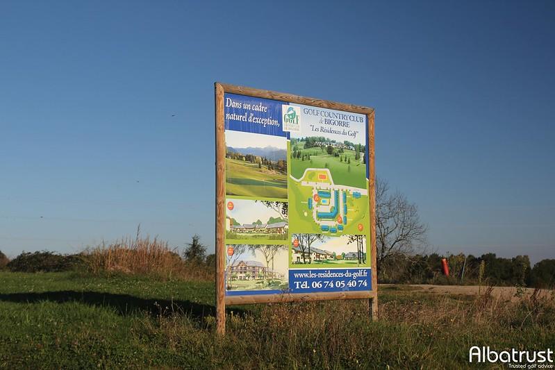 photo du golf Golf Country Club de Bigorre - Parcours