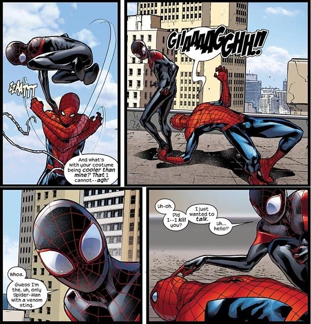美漫達人聊漫畫:超級英雄與他們接班人的傳承與繼承
