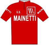 Mainetti - Giro d'Italia 1966