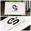 Custom marble acrylic portfolio book with a black marble engraved uv print