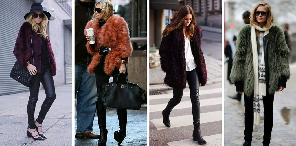 faux fur collage 5