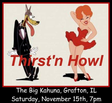 Thirst'n Howl 11-15-14