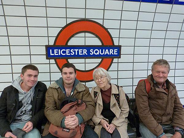 lecester square