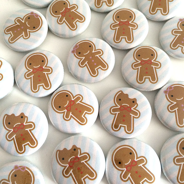 Cookie Cute badges