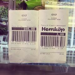 Mitt livs STÖRSTA pantsession. #pantamera #hemköp #potato #hammid