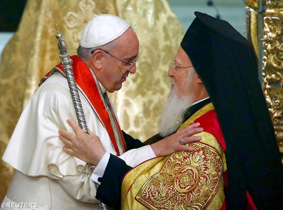 Tổng Hợp Chuyến Viếng Thăm Thổ Nhĩ Kỳ Của Đức Thánh Cha Phanxicô