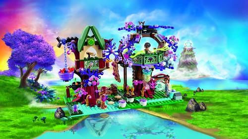 LEGO Elves 41075 Scene