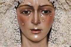 Besamanos - Virgen de la Esperanza Macarena - Diciembre 2014