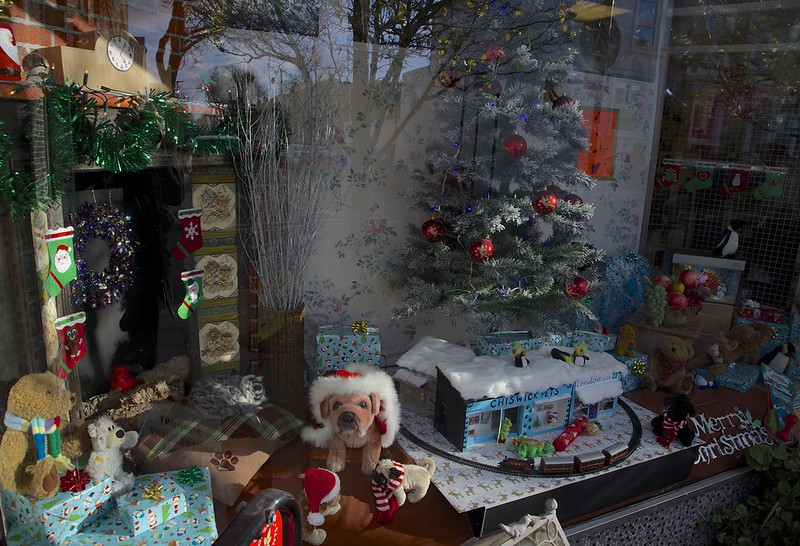 Chiswick Pets Christmas 2014