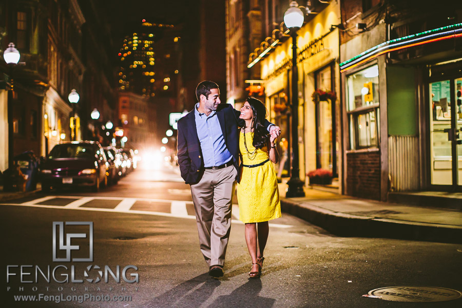 Boston Ismaili Indian Engagement Photographer