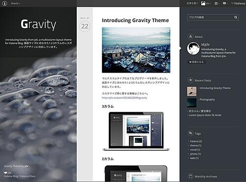 hatenablog_theme_gravity