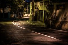 Neighbourhood at night [Explored]