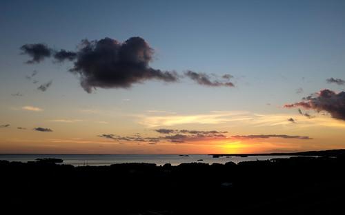 sunset fuji puertorico pr fujifilm parguera lajas x100s