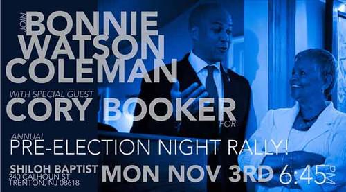CD12 Pre-election Rally