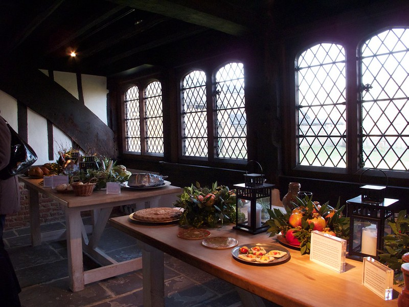 Tudo kitchen, Queen Elizabeth's Hunting Lodge