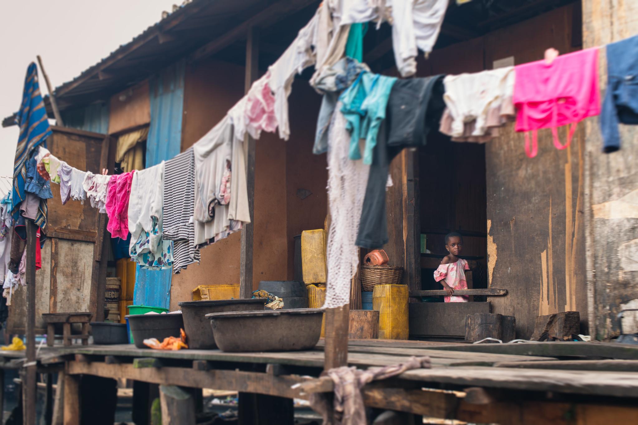 Makoko Child