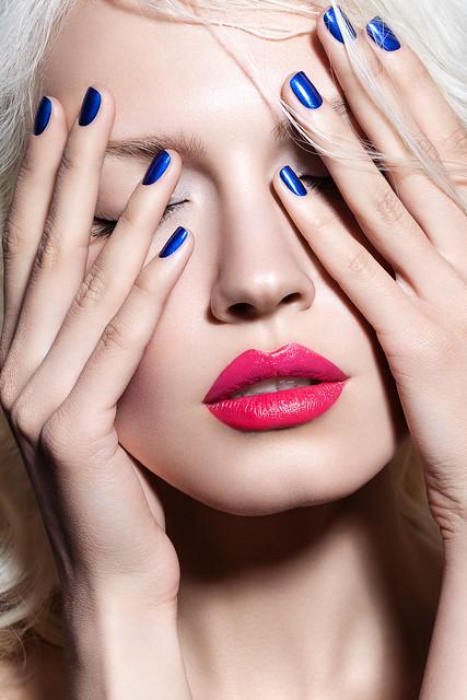 03 model Anastasiia Timoshenko, photo Juliya Chernyshova,MUA Evgeniya Yanysheva, Manicurist Ann Sokolova
