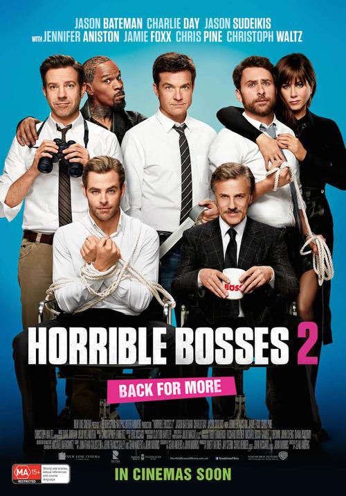 Bộ Ba Siêu BựaHorrible Bosses 2
