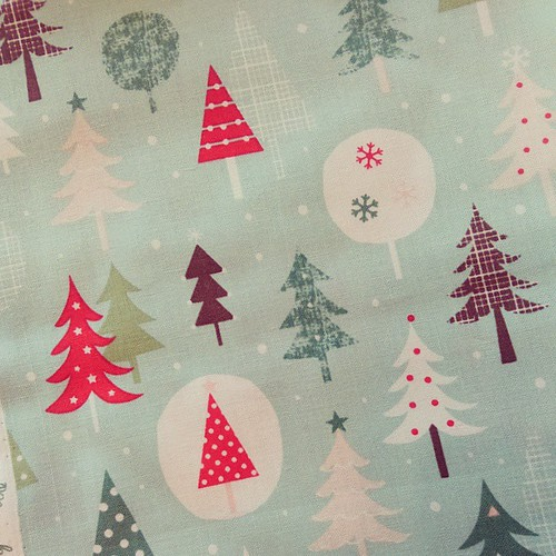 #fabricpost ! This is my backing, better get my Christmas quilt finished!