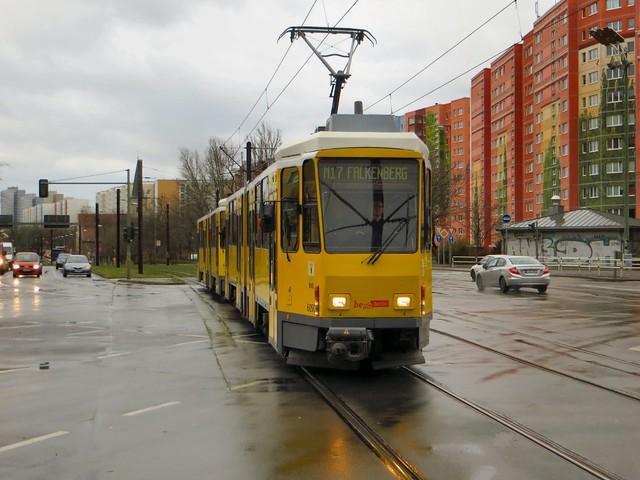20141223 Berlin (BVG), Alt-Friedrichsfelde / Rhinstrasse
