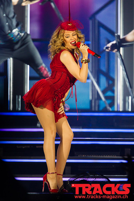 Kylie Minogue @ Hallenstadion - Zurich